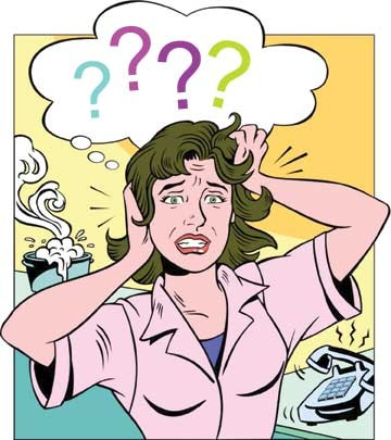 stressed-woman-cartoon-stock
